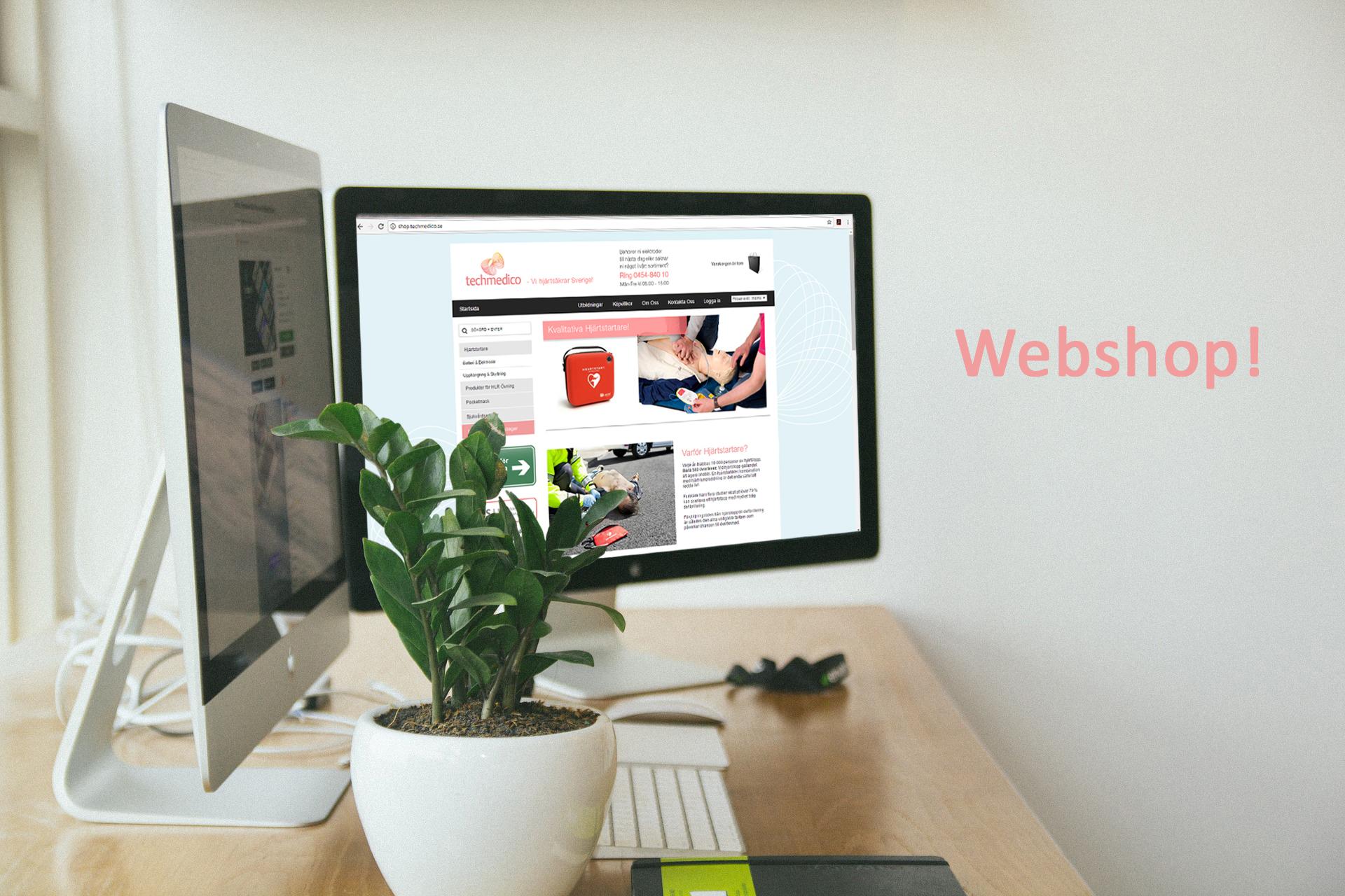 hjälp med att starta e-butik
